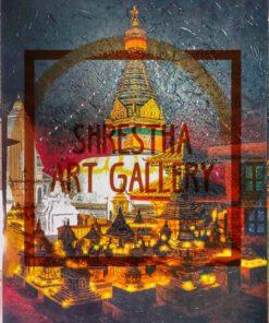 SwayambhuNath The Monkey Temple
